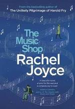 Music Shop EXPORT - Rachel Joyce (ISBN 9780857521934)