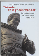 Wonder en is gheen wonder - Jozef T. Devreese, Guido Vanden Berghe (ISBN 9789058261748)