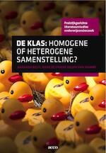 De klas: homogene of heterogene samenstelling - Barbara Belfi (ISBN 9789033497278)