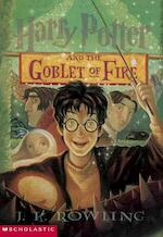 Harry Potter and the Goblet of Fire - J. K. Rowling (ISBN 9780439139601)