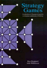 Strategy Games - Reg Sheppard, John Wilkinson (ISBN 9780906212707)