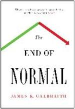 The End of Normal - James Galbraith (ISBN 9781476777702)