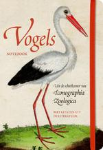 Vogels notebook - Iconographia Zoologica (ISBN 9789021568072)