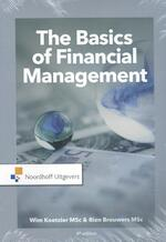 The Basics of financial management - M.P. Brouwers, W. Koetzier (ISBN 9789001889210)