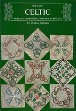 Sew easy Celtic: designing simplified, appliqué perfected - Angela Madden (ISBN 9780952106005)