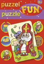 Puzzel fun 3+ (ISBN 9789044735369)
