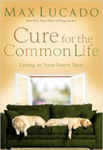 Cure for the Common Life - Max Lucado (ISBN 9780849991370)