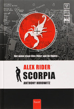 Scorpia - Anthony Horowitz (ISBN 9789050164962)