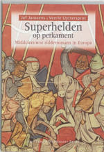 Superhelden op perkament - Jef Janssens (ISBN 9789053568224)