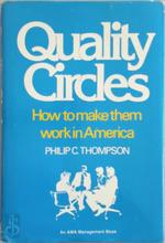 Quality Circles - P. C. Thompson (ISBN 0814457312)