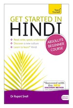 Teach Yourself Get Started in Hindi