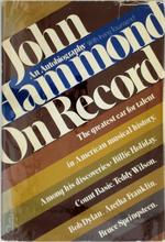 John Hammond on record
