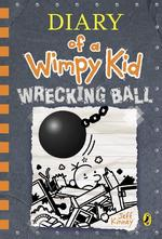 Diary of a Wimpy Kid Book 14 - jeff kinney (ISBN 9780241412039)