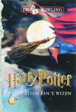 Harry Potter en de stien fan e wizen - J.K. Rowling (ISBN 9789056151553)