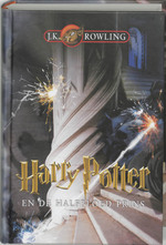 Harry Potter en de halfbloed prins - J.K. Rowling (ISBN 9789061697671)