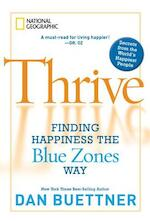 Thrive - Dan Buettner (ISBN 9781426208188)