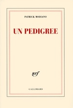 Un pedigree - Patrick Modiano (ISBN 9782070773336)