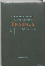 De brieven 1-141 - Erasmus (ISBN 9789061005476)