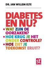 Diabetes en nu? - Jan Willem Elte (ISBN 9789021552095)