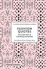 Fashion Quotes - patrick mauries (ISBN 9780500518953)