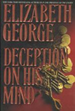 Deception on His Mind - Elizabeth George (ISBN 9780553102345)