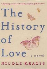 The History of Love - Nicole. Krauss (ISBN 9780670915552)