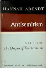 Antisemitism - Hannah Arendt (ISBN 9780156078108)