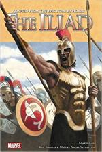 The Iliad - Roy Thomas, Homer, Miguel Angel Sepulveda (ISBN 9780785123835)