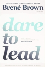 Dare to lead - brene brown (ISBN 9781984854032)