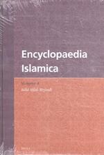 Encyclopaedia Islamica Volume 4 (ISBN 9789004246911)