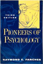 Pioneers of psychology - Raymond E. Fancher (ISBN 9780393969948)