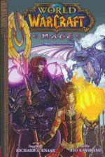 Warcraft: Mage - Richard A. Knaak, Ryo Kawakami (ISBN 9781427814975)