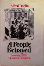 A people betrayed - Alfred Döblin
