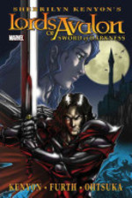 Sword of Darkness - Kinley Macgregor, Robin Furth, Robin Gillespie, Tommy Ohtsuka, Sherrilyn Kenyon (ISBN 9780785127666)