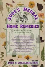 Jude's Herbal Home Remedies - Jude C. Williams, Jude C. Todd (ISBN 9780875428697)