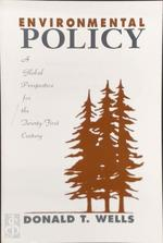 Environmental Policy - Donald T. Wells (ISBN 9780134002194)