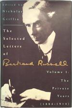 The Selected Letters of Bertrand Russell - Bertrand Russell (ISBN 9780395562697)
