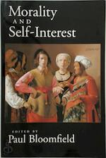 Morality and self-interest - Paul Bloomfield (ISBN 9780195305852)