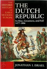 Dutch Republic - Jonathan Israel (ISBN 9780198207344)
