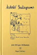 Artists' instagrams - jean-philippe delhomme (ISBN 9781947359048)