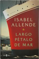 Largo Pétalo de mar - Isabel Allende (ISBN 9788401022418)