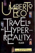 Travels in hyperreality - Umberto Eco (ISBN 9780330296670)
