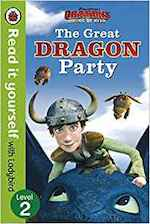 Dragons: The Great Dragon Party - Read It Yourself with Lady - Ladybird (ISBN 9780241249758)