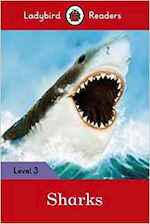 Sharks - Ladybird Readers Level 3 - Ladybird (ISBN 9780241253823)