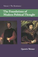 Foundations of Modern Political Thought - Quentin Skinner (ISBN 9780521293372)