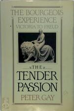 The tender passion - Peter Gay (ISBN 9780195037418)