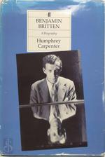 Benjamin Britten - Humphrey Carpenter (ISBN 9780571143245)