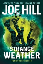 Strange weather - joe hill (ISBN 9780062663115)