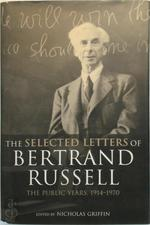 The Selected Letters of Bertrand Russell - Bertrand Russell, Nicholas Griffin (ISBN 9780415249980)