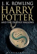 Harry Potter and the Deathly Hallows - J.K. Rowling (ISBN 9780747591061)